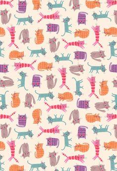 Cute cats wallpaper :)