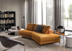 Smink Incorporated | Products | Sofas | Minotti | Hamilton Islands