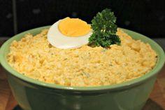 Tojáskrém recept a húsvéti asztalra