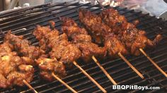 Sauce Piquant, Alligator Sticks and Rolls recipes by the BBQ Pit Boys