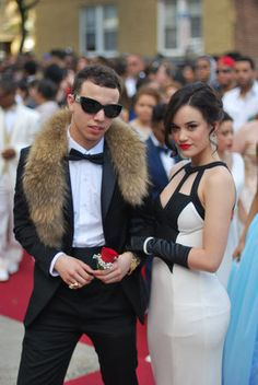 See the most unique prom fashions of 2014