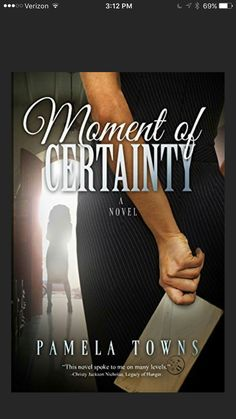 Da Reviewers Presents....  Moment of Certainty by Pamela Towns ★★★★★  This was definitely a great book. The editing and grammar were perfect. There was not an error in sight. The cover is nice and fits the storyline. This book gives readers life. You will not want to put it down.  The plot of the story was a great and befitting one. The story is about a family going through the struggle. The characters did not see eye to eye, even though they were close related. A string of events brings…