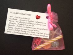 Bag Of Happiness 16th 18th 21st 30th 40th 50th 60th 65th birthday Gift him her   eBay