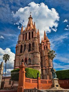 Afternoon In San Miguel . Mexico