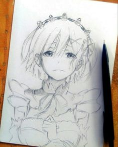 Anime Art by Incredible Anime Artists: Welcome to Anime Ignite Anime Drawings Sketches, Dark Art Drawings, Anime Sketch, Manga Art, Anime Art, Anime Faces Expressions, Character Art, Character Design, Manga Drawing Tutorials