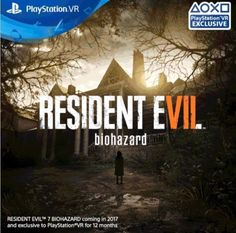 Resident Evil 7's VR Mode Could Be PlayStation-Exclusive for a Year
