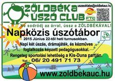 Napközis Úszótábor 2015 ZBUC 30th