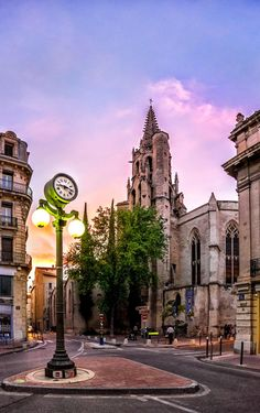 What's the Time Avignon by Liam Hammersley on 500px