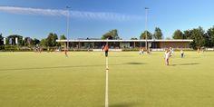 Nieuw Nederland- Clubhuis MHC Weesp