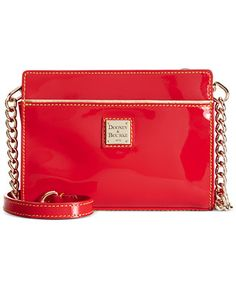 Dooney & Bourke Patent Kenzie Crossbody