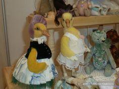 Hello Teddy - 2015 на Тишинке. Мои фото (преимущественно винтажный стиль) / Выставка кукол - обзоры, репортажи, информация, фото / Бэйбики. Куклы фото. Одежда для кукол
