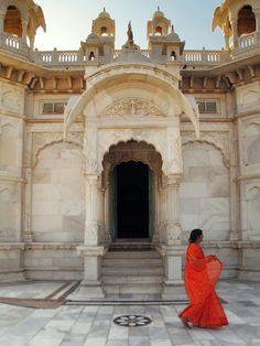 Jawant thada Resting place of royal family, Jodhpur Rajasthan