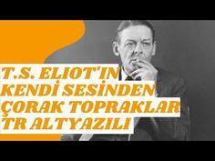 Tugay Kaban: T.S. ELIOT'IN KENDİ SESİNDEN WASTE LAND (ÇORAK TOP... Landing, Top, Crop Shirt, Shirts