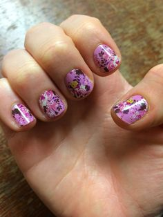 Jamberry Nail Wraps Orchid Www.Kimd.Jamberrynails.Net