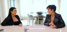 Not pulling her punches: Kris Jenner accuses Kim Kardashian of being a 'closet eater' in new preview for Keeping Up With The Kardashians