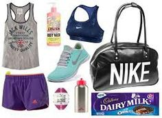 Stuff for the gym