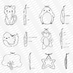 Jewellery Conceptual Sketches