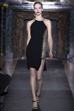 Anthony Vaccarello Fall 2013 Ready-to-Wear Collection Slideshow on Style.com