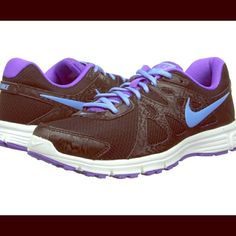 7de798f27 Black   purple NiKE Brand new. Black and purple inside. Brand new without  box
