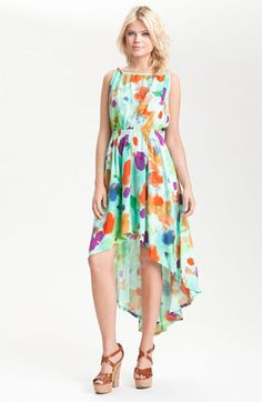Alternative 'Siran' Print Dress available at Nordstrom -Bridesmaid dress