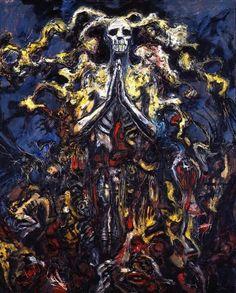 Clive Barker artwork