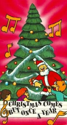 classic christmas movies christmas comes but once a year - Christmas Classic Cartoons