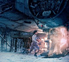 Chewbacca rescuing injured Finn and battle weary Rey. Star Wars Vii, Episode Vii, Daisy Ridley, Star War 3, The Force Is Strong, Bad Feeling, Last Jedi, Love Stars, Reylo