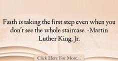 Martin Luther King, Jr. Quotes About Faith - 19012