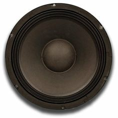 Build your own speaker cabinets with these heavy duty 12 inch steel drivers. Pair of 16 ohm 150 Watts RMS each 12 Inch Speakers Woofer Speaker, Speakers, Sound Stage, Electronic Deals, Paper Cones, Car Accessories, Steel Frame, Musical Instruments