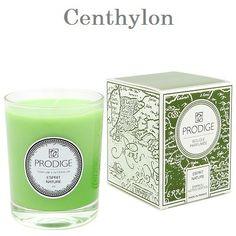 Vela perfumada de bambú y notas verdes. Scented candle bamboo and green notes.