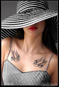 Love the birds, Chica! #inked
