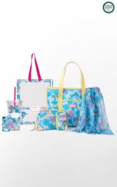 New Alpha Xi Delta Lilly Pulitzer Gear!