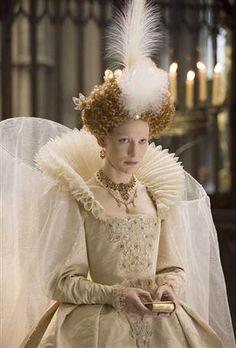 Elizabeth: the Golden Age (Cate Blanchett)