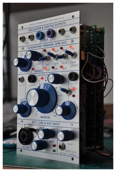 Amazing bit of diy synth building. Awe.