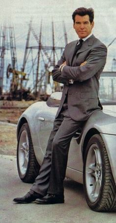 Pierce Brosnan,my OH my. PIN ALL THE PIERCE BROSNAN PICS!!