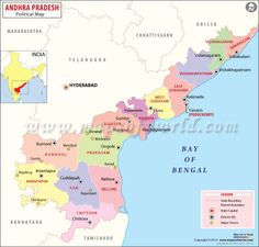 Welcome Telangana, India's 29th State, Andhra Pradesh