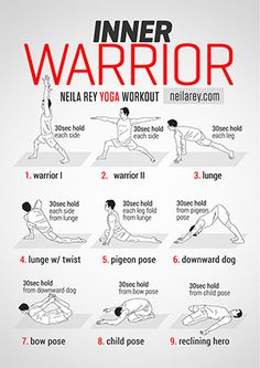 Inner Warrior Workout Check out all of the fitness tips, workout ideas and martial arts info http://www.thefightmechanic.com