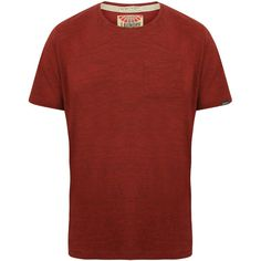 Buy Tokyo Laundry Men's Textured Grotto T-Shirt - Oxblood Red from Zavvi, the home of pop culture. Take advantage of great prices on Blu-ray, merchandise, games, clothing and more! In China, Oxblood, Wardrobe Staples, Men's Clothing, Tokyo, Laundry, Casual, Red, Mens Tops