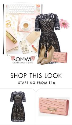 """Romwe 2"" by amelaa-16 ❤ liked on Polyvore featuring romwe"
