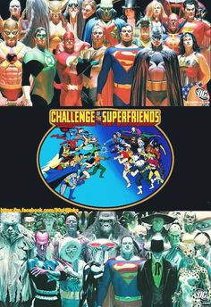 Challenge of the Superfriends