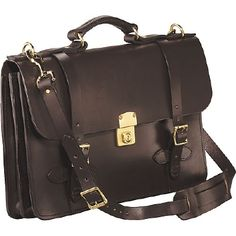 leather field bags
