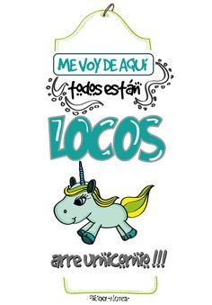 #frases #trickynotes #unicornio #locos