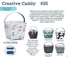 Creative Caddy
