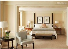 This Gorgeous Hotel room at The Four Seasons is a perfect example of a ...
