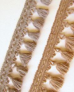 Eyelash Hairy Beaded FringeTrim 1 Metre Sewing//Costume//Crafts//Corsetry//Lampshade