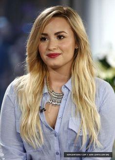 Demi Lovato. love her hair