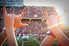 everyday is a great day to be a Ragin Cajun!