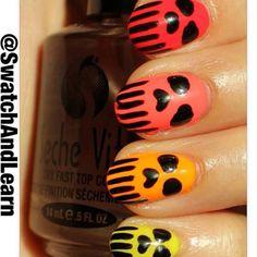 Unghie Halloween: 50 idee da copiare per la tua manicure stregata!