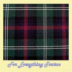 Sutherland Modern Tartan Polyviscose Plaid Fabric Swatch  by JMB7339 - $20.00