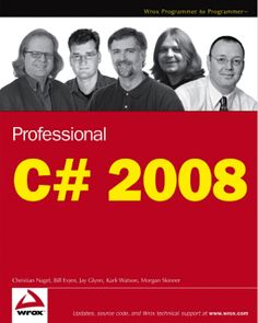 Professional C# 2008 - ALL YOU NEED
